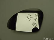 SEAT 83461, 8.34.217 / 83461, 834217 IBIZA III (6L1) 2006 Mirror Glass Left