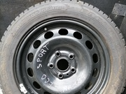 VW 1K0 601 027 AK / 1K0601027AK GOLF VI (5K1) 2011 Spare Wheel 5x112  R16
